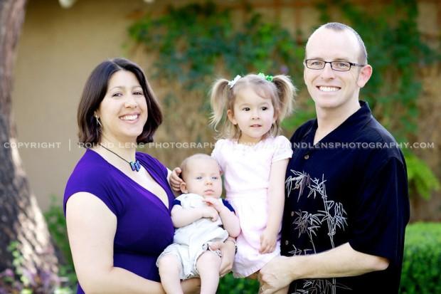 Holcombe Family  45-L